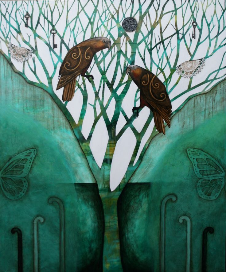 Kathryn Furniss - NZ Art Show
