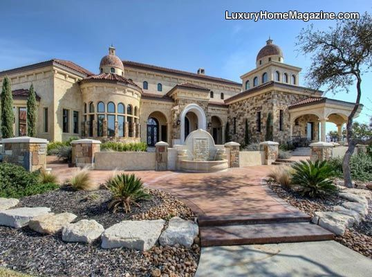 17 Best Luxury Homes In San Antonio Texas Images On Pinterest Houses Luxurious And