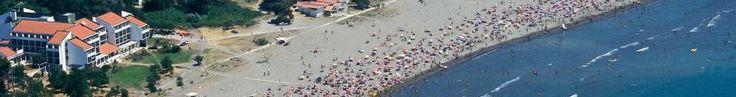 Riwiera Czarnogórska - Czarnogóra kurort Ulcinj - wczasy i wakacje