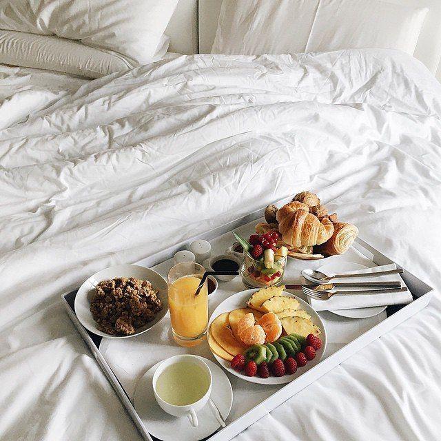 Завтрак в постель ^^