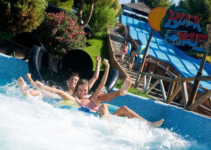 Аквапарк Aqualandia в Испании http://www.bontravel.com.ua/akvapark-aqualandia/