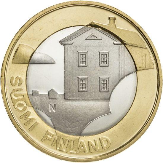 Maakuntien rakennukset - Pohjanmaa.