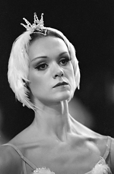 Ulyana Vyacheslavovna Lopatkina (October 23, 1973, Kerch, Crimea, Ukrainian SSR, USSR), is a Prima ballerina at the Kirov Ballet/Mariinsky Theatre in St Petersburg. She studied at the Vaganova Academy. Upon graduation she joined the Kirov/Mariinsky Theatre Ballet in 1991, and was promoted to principal dancer in 1995.She excels in classic and dramatic roles. She is a perfect example of the Russian school with long limbs, great strength and a classical purity of line, as well as noted…