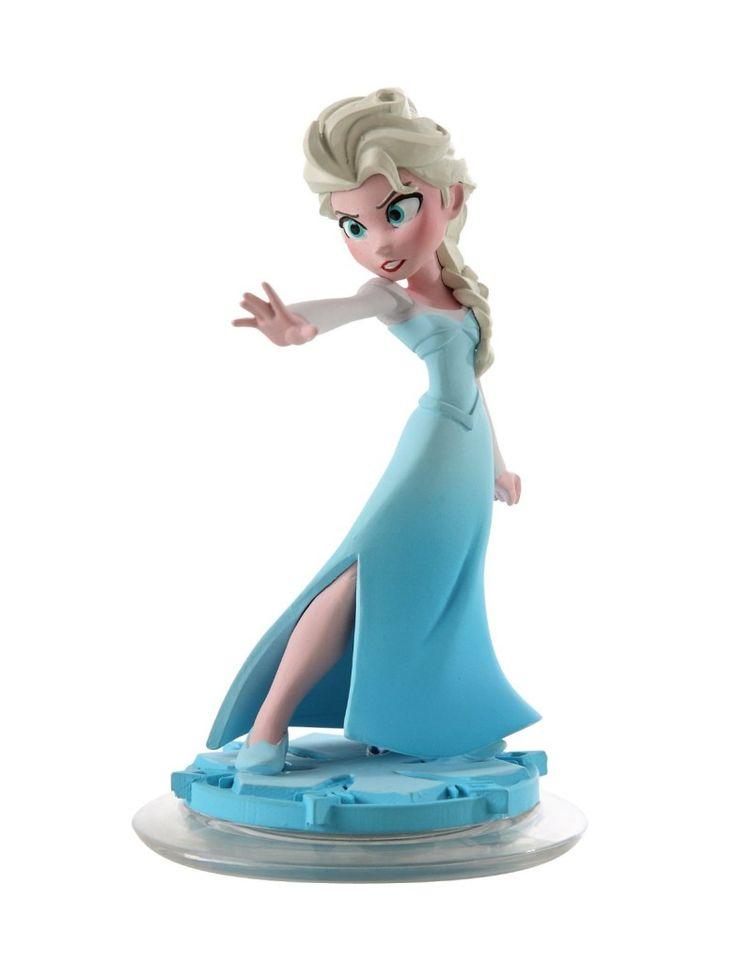 Figurine Elsa - Disney Infinity France