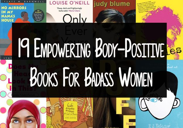 Read your way to self-love and body confidence, one book at a time.