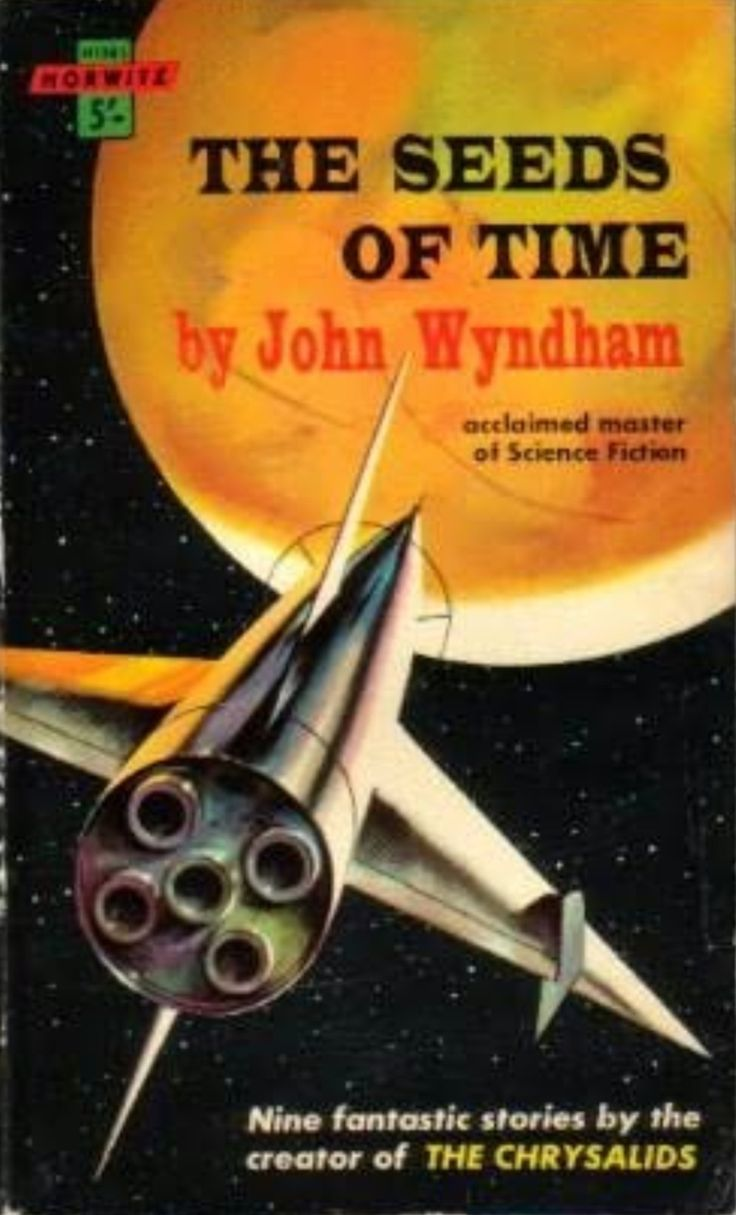 H1385  The Seeds of Time                          John Wyndham  1961