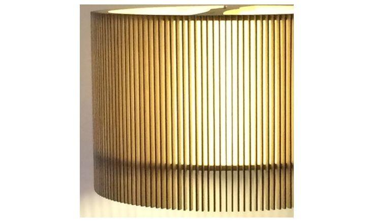 Mr Ralph - iO Drum Pendant - Large - 600mm dia x 400mm high , Pendants