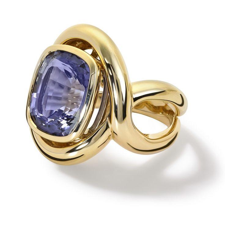 Iolite Severine Ring - Casssandra Goad
