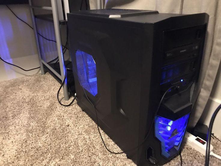 Ironsides Budget Gaming PC Desktop Build 2015 Model(check description for specs)  | eBay