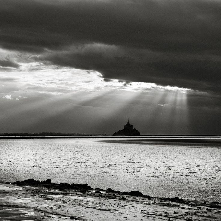 In the Mont Saint Michel bay - 2