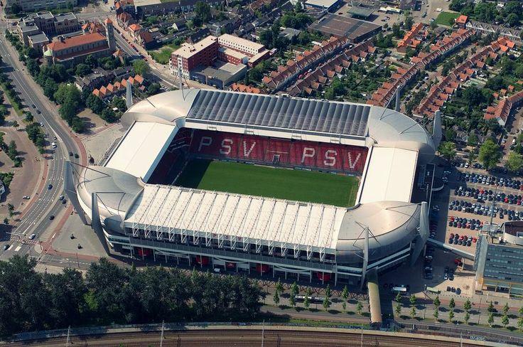 PSV Eindhoven Philips Stadion Capacity: 35.000