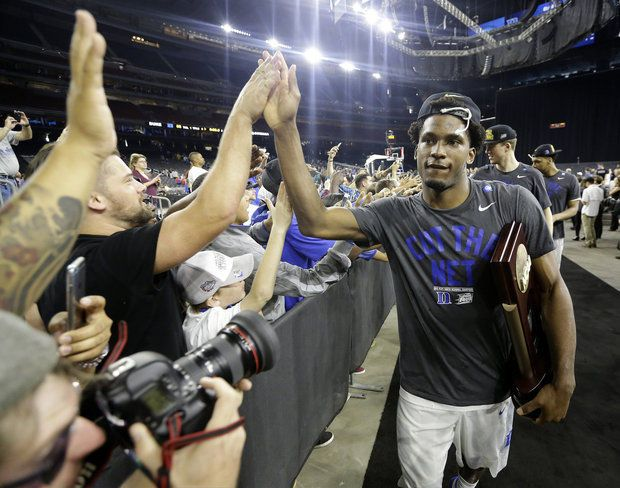 Final Four 2015: Justise Winslow's versatility key in Duke's NCAA ...