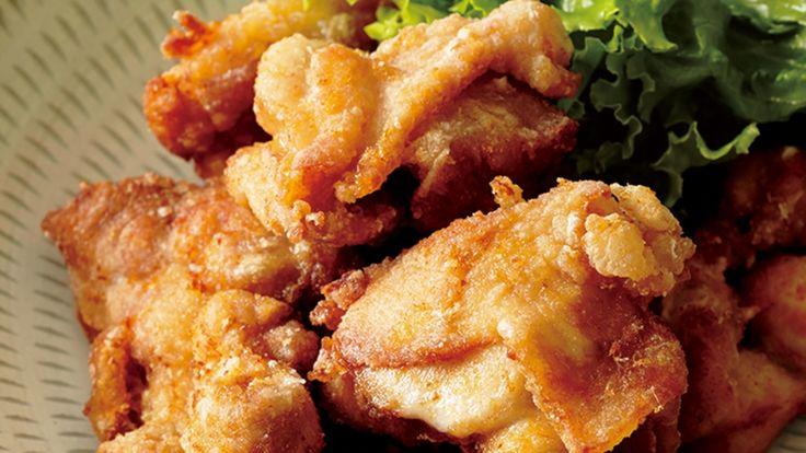 鶏のから揚げ レシピ 大庭 英子さん|【みんなのきょうの料理】おいしいレシピや献立を探そう