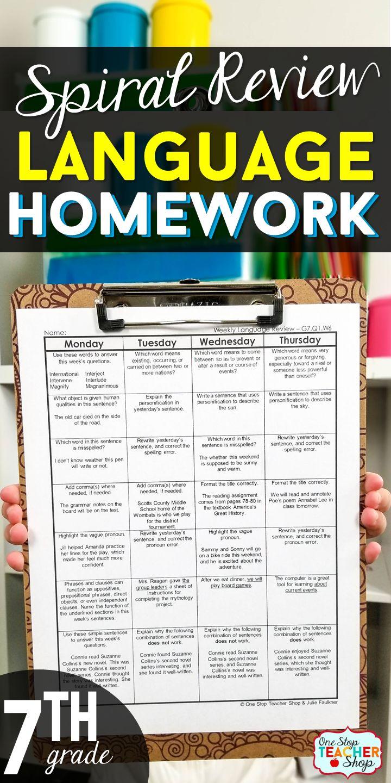 7th grade essay writing practice