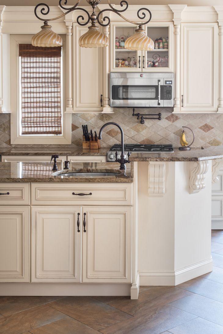 Nice Ivory Kitchens Design Ideas Peenmediacom