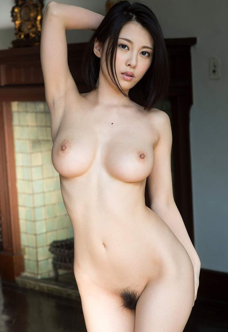 a naked woman big boobs