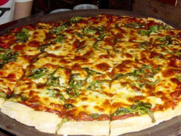 Receita Massa caseira de pizza: