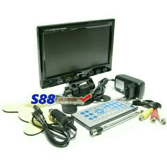 "Saya menjual Centrum TV Monitor On Dash 7"" USB SD Card seharga Rp525.000. Dapatkan produk ini hanya di Shopee! https://shopee.co.id/panorama76/518106935 #ShopeeID"