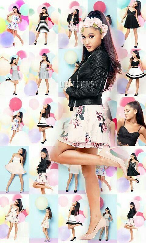 Fondo de pantalla Ariana Grande #Fondopantalla #tumbrl #arianagrande # sexy