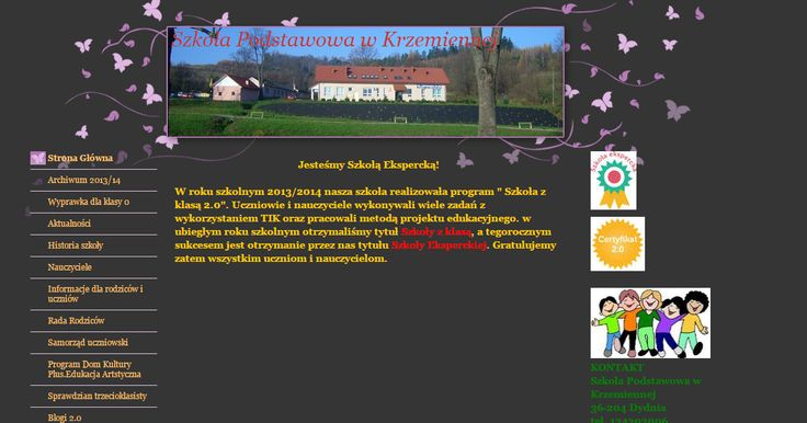 Gratulujemy Szkole Podstawowej w Krzemiennej tytułu szkoły eksperckiej!