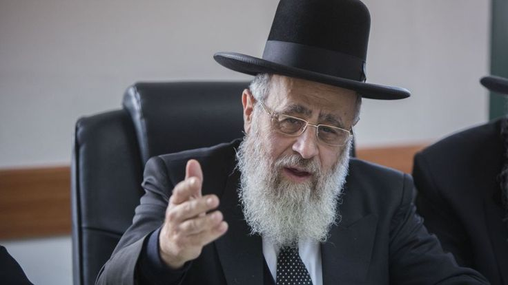 Jews must stop Temple Mount visits, Sephardi chief rabbi says