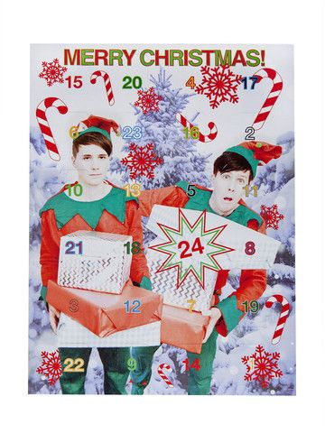 Dan and Phil Advent Calendar 2015