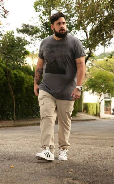 Chubsters love Plus Size Men's Clothing - Mode homme grande taille