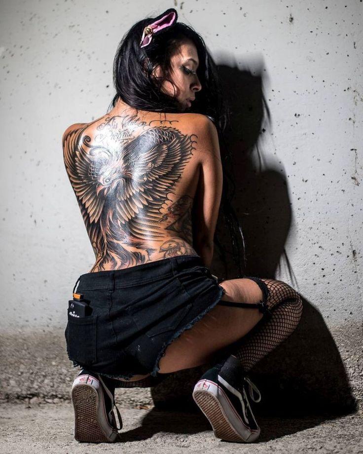 55 tatuagens de fênix femininas para inspirar a sua