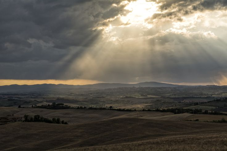 Val D'Orcia Siena by Gionata Tammaro on 500px