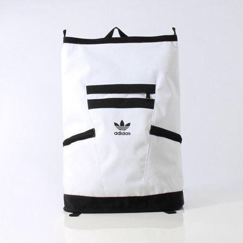 オリジナルス リュック バックパック [WHBL DAY BACKPACK] 【White and Black Pack】 アクセサリー 小物 bag かばん [AZ4070]|アディダス オンラインショップ -adidas 公式サイト-