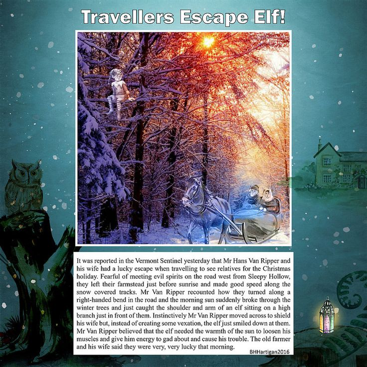 Escape from Elf | by Welsh Hilary