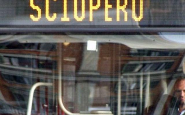 Venerdì nero domani 5 dicembre per uno sciopero dei trasporti a Firenze e provincia