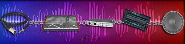 Il percorso che compie il segnale audio: cavo, mixer, scheda audio, editor... Un'importante caratteristica del segnale èquella di poter essere bilanciato o sbilanciato; quindi anche i cavi utilizzati avranno proprietàdifferenti, distinguendosi anch'essi in sbilanciatie bila #catenadelsuono #segnaleaudio #mixer