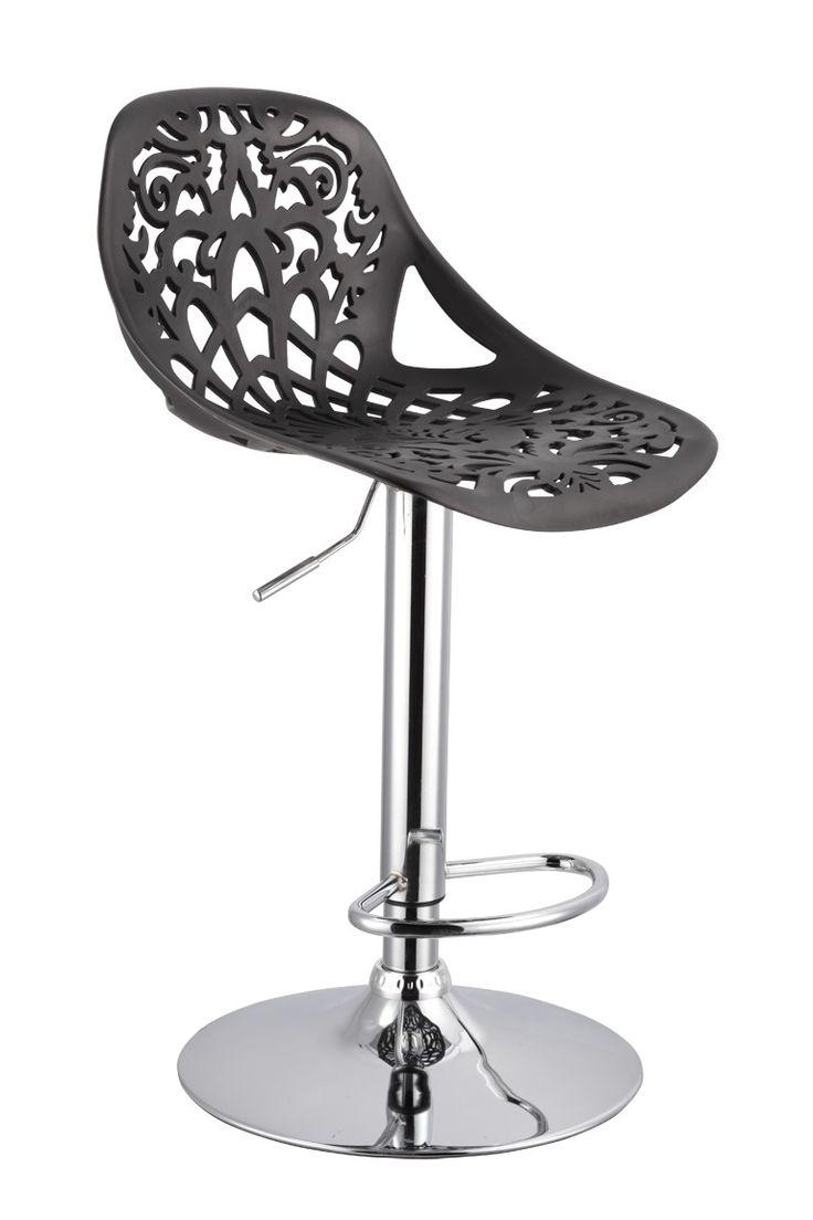Bang Bang WHO - LAYLA BLACK BAR STOOL, $59.00 (http://www.bangbangwho.com/bar-stools/layla-black-bar-stool/)