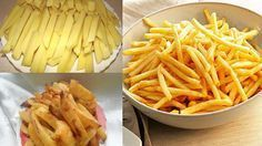 Fantastické domácí hranolky připravené bez oleje za 15 minut! | Vychytávkov