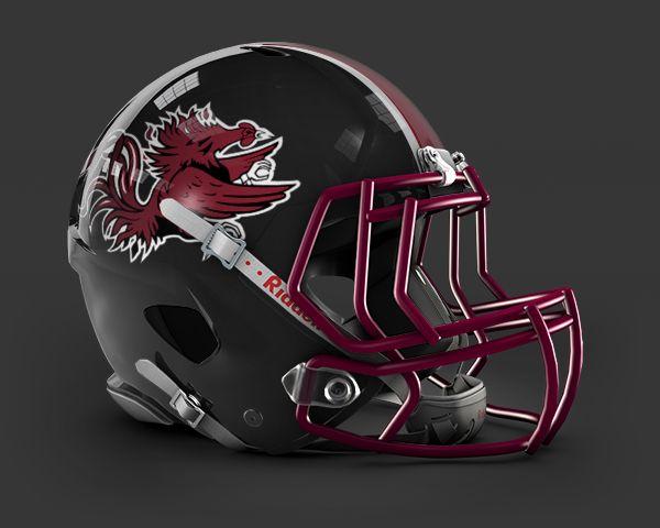 Concept Helmet - South Carolina