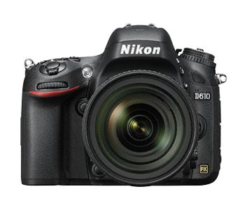 Nikon Deutschland - Digitale Kameras - Spiegelreflex - Consumer - D610 - Digital Cameras, D-SLR, COOLPIX, NIKKOR Lenses