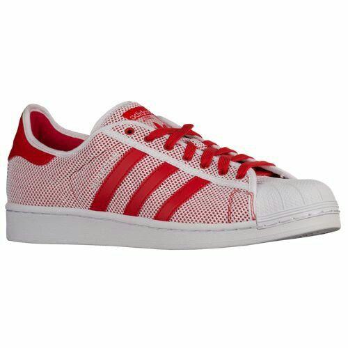 adidas superstar rood footlocker