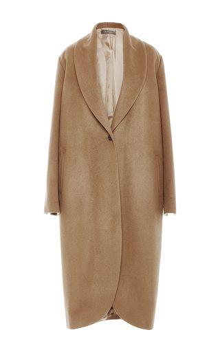 Long Overcoat by HENSELY for Preorder on Moda Operandi