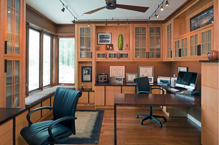Plus de 1000 id es propos de bureau domicile coin bureau sur pinter - Amenagement d un bureau a la maison ...