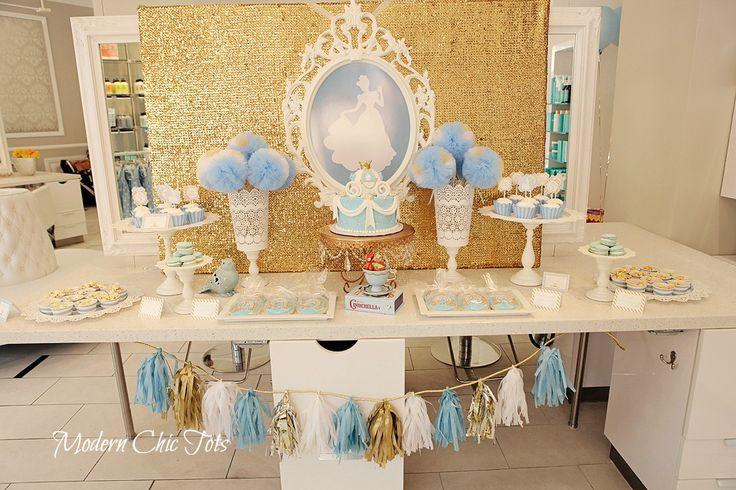 Cinderella's Bibbity Bobbity Boutique