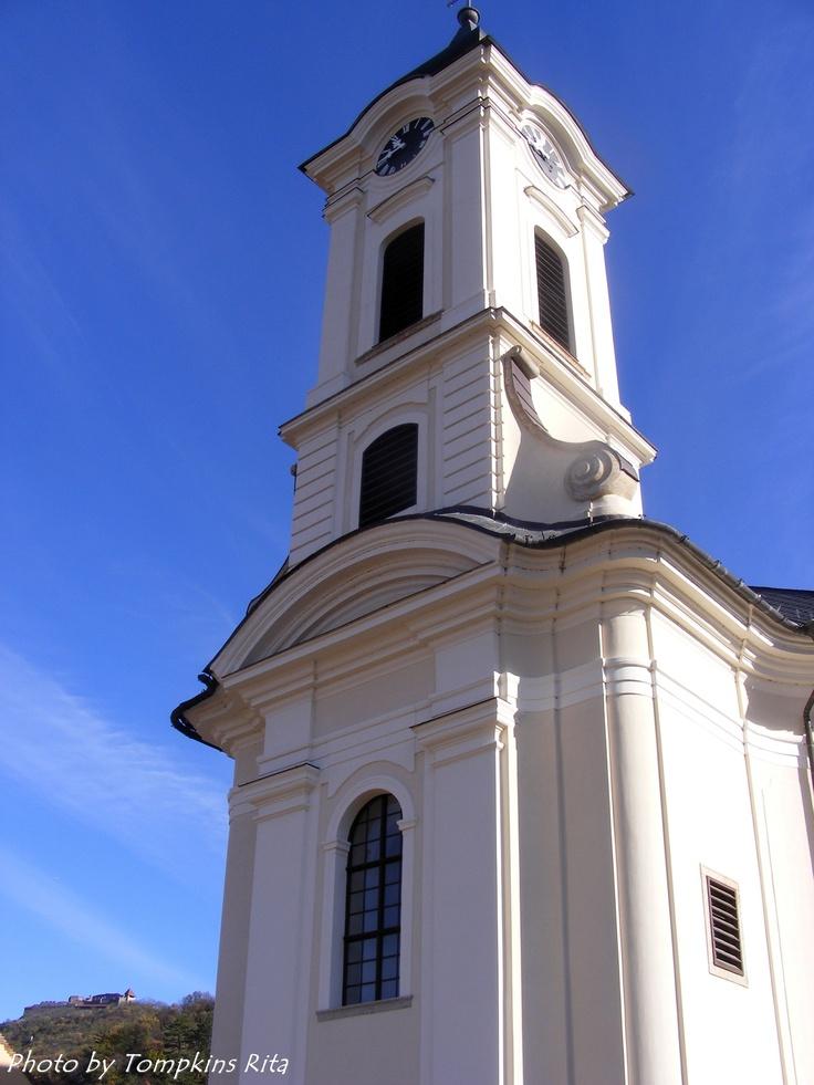 Baroque style R.C. St. John the Baptist Church built in the 18th century