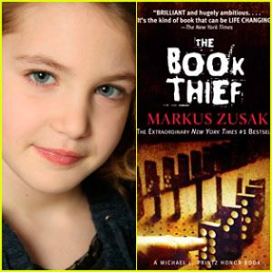 The Book Thief Markus Zusak This unforgettable story is about the ability of books to feed the soul. It is 1939. Nazi Germany. The country is holding its breath. Death has never been busier, and will become busier still...  Liesel Meminger is a foster girl living outside of Munich, who scratches out a meager existence for herself by stealing
