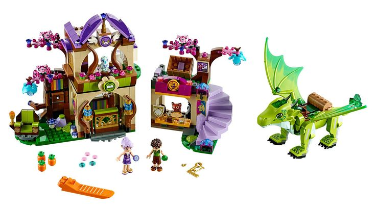 LEGO Elves 41176 pas cher