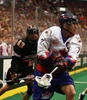 The Toronto Rock has extended Kitchener native Colin Doyle's stay with the National Lacrosse League's cornerstone franchise by at least one more year.