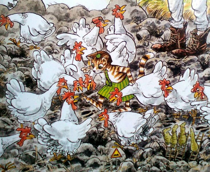 Pettersson und Findus Aufruhr im Gemüsebeet 1991