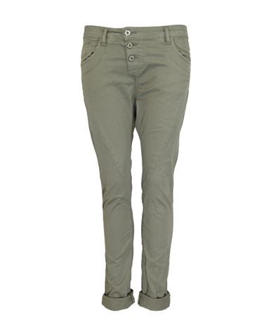 Please Jeans Classic Castor Grey via www.jenterommet.no