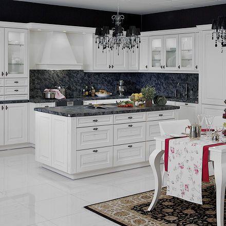 Rustikální kuchyně MILÁNO