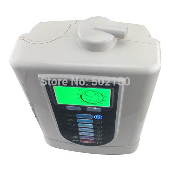 Top version water ionizer easy installation natural hydrogen water factory/hydrogen water maker