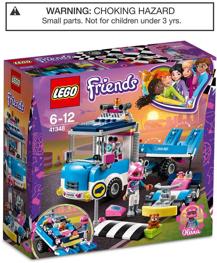 Lego Service Care Truck 41348 Misc Lego Friend And Lego Elves